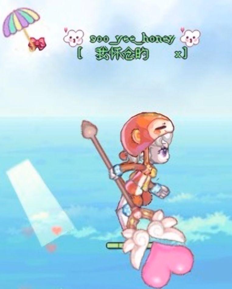 可爱猴头简笔画内容图片展示