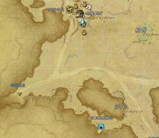 副本内部地图以及通关技巧