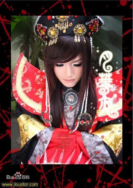 曲豆,中国国内著名coser