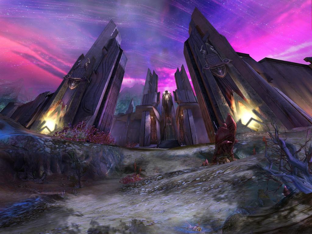 传说中的龙界,《永恒之塔2.0》第三界大揭秘