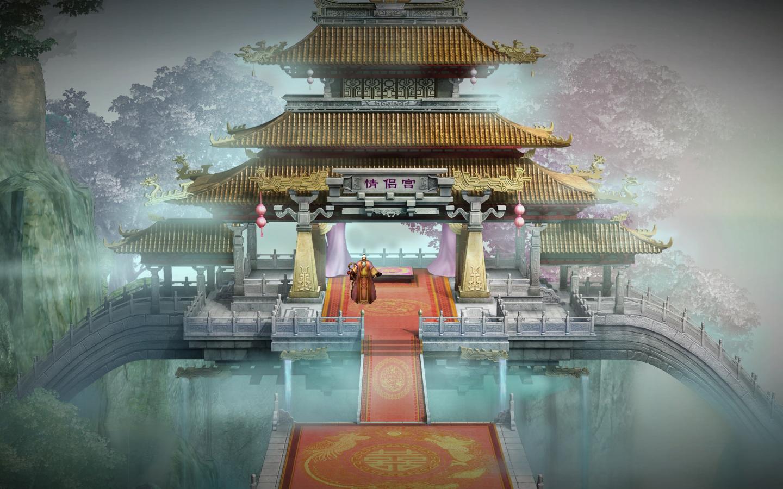 星辰变gm日志13:仙魔宫殿美图闪耀