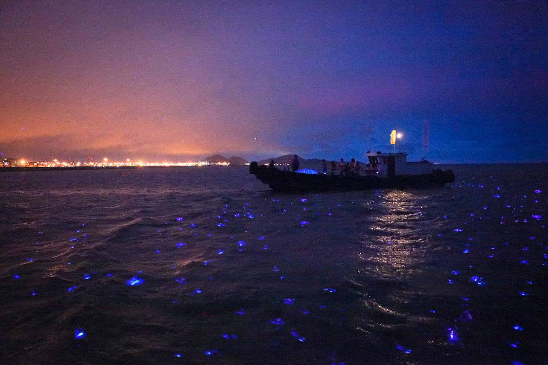 东海举行星光漂流瓶行动倡关注海平面上升