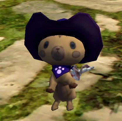 下面我们来看下可爱的小布熊的图片哦