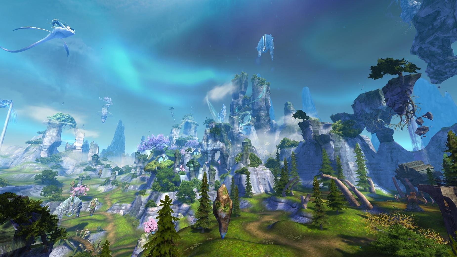 游戏截图 | 永恒之塔官方网站