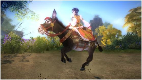 骑驴走江湖 奇蹄礼包限时特惠