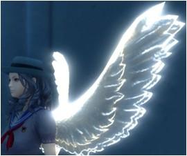小贴士:请兑换到精灵的小天使羽毛(外形变更   30天)的玩家,尽快更改