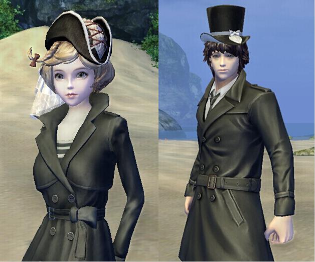 绅士淑女古典帽