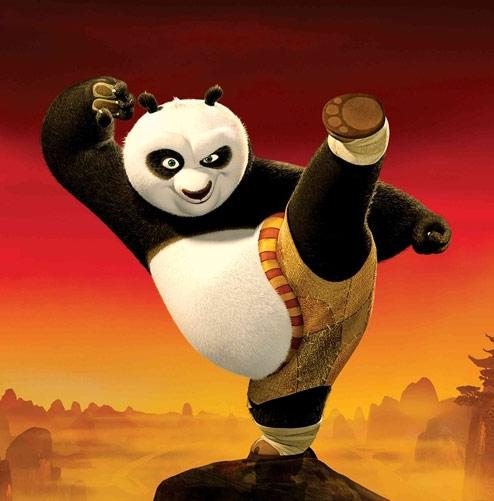 功夫熊猫原来是真的